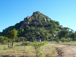 Masorini Iron Age hilltop site