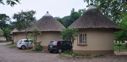Pretoriuskop Rest Camp huts