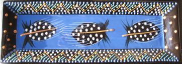 Guinea fowl platter