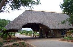 Malelane Gate to Kruger Park