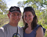 Peter and Elizabeth, Kruger National Park