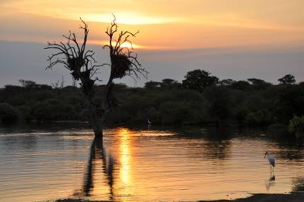 Sunset Dam, Kruger National Park