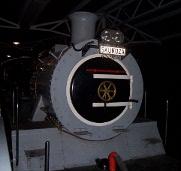 Selati Express train, Skukuza Rest Camp
