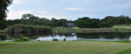 Kruger National Park golf course
