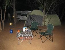 Kruger Park camping