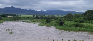 Crocodile River near Malelane Gate