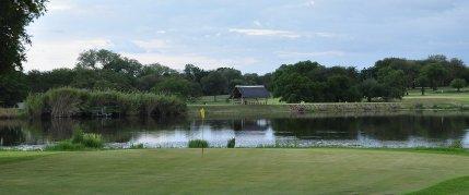 Kruger National Park golf course