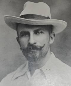 Warden James Stevenson-Hamilton